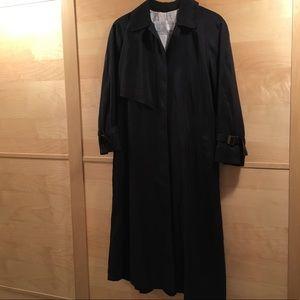 ❤️Vintage 1980's Jones New York raincoat